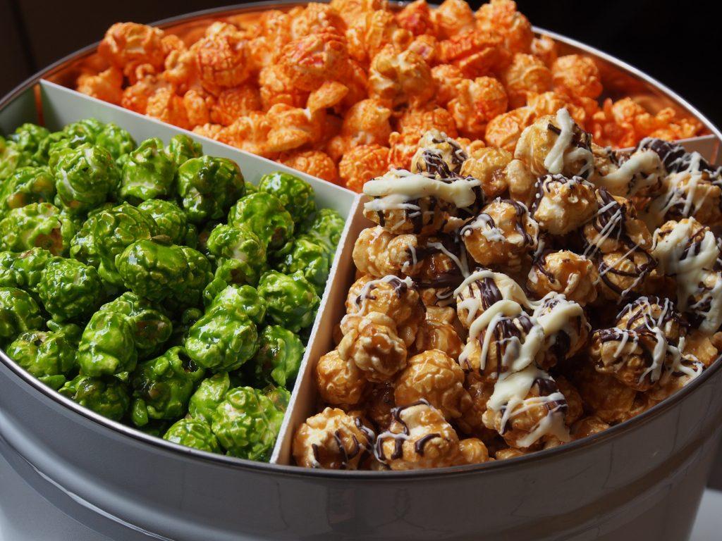 Toronto Popcorn Company about
